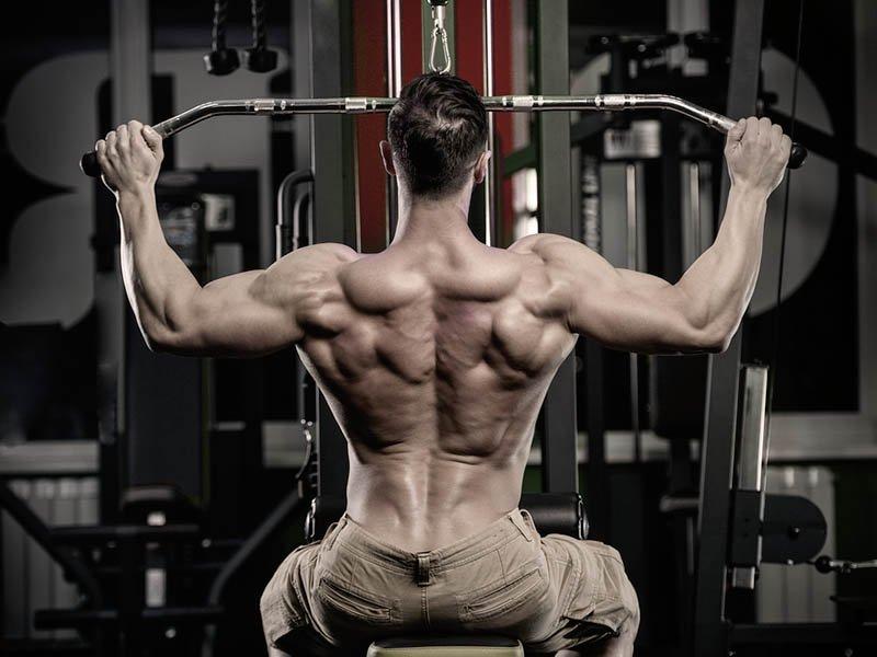 Shoulder pull down