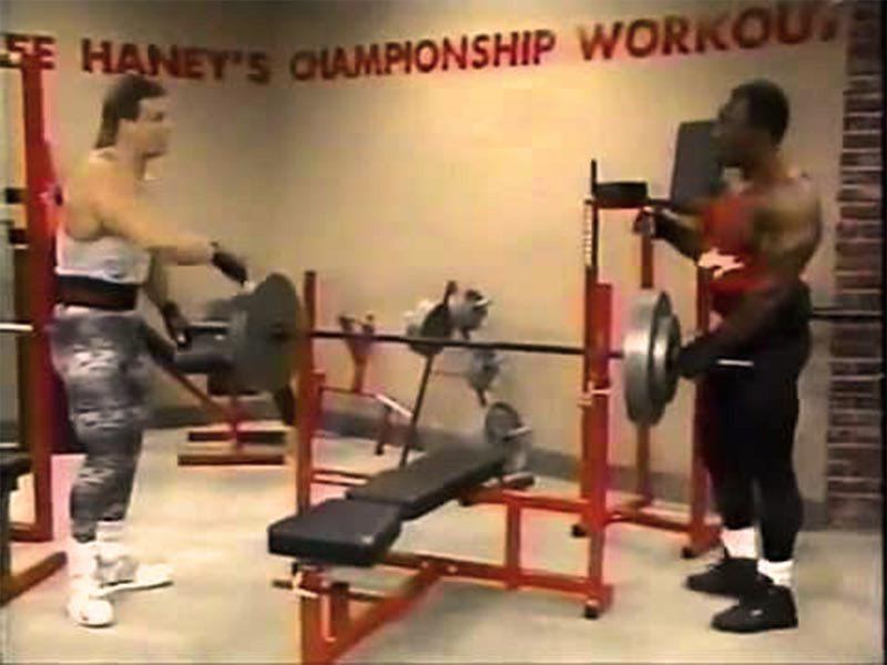Lee Haney tv show