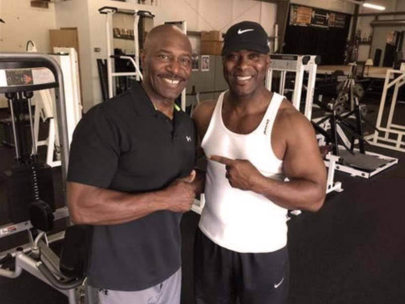 Lee Haney trainer