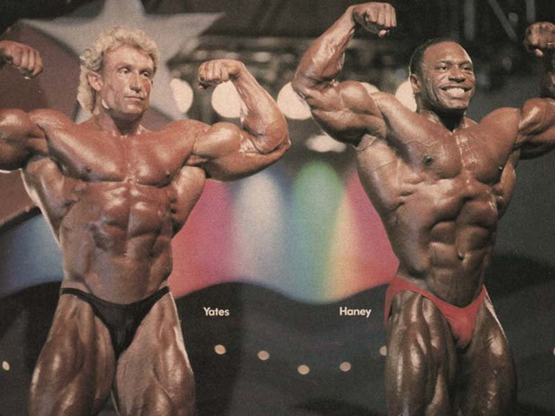 Lee Haney competition