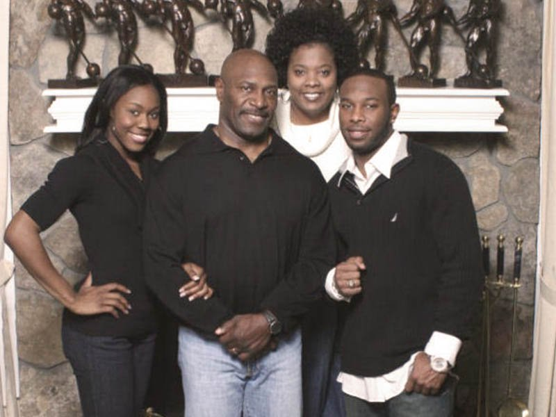 Lee Haney Family