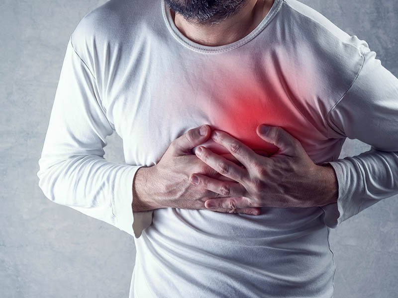 cardiovascular problem