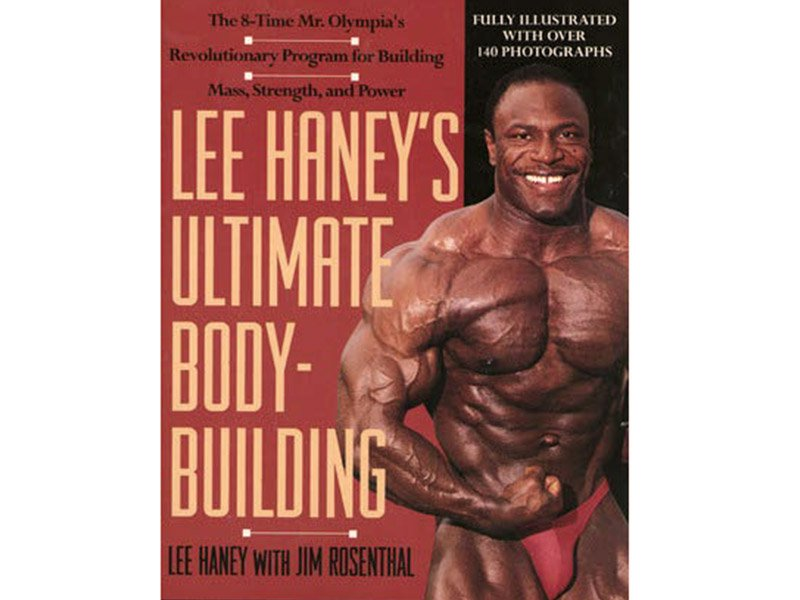Lee Haney book
