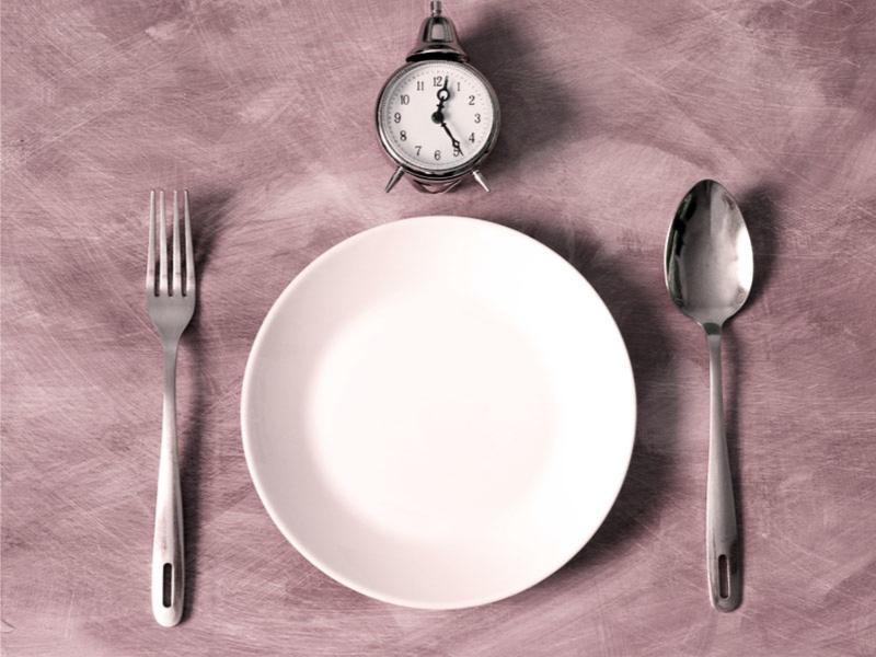 16/8 fasting