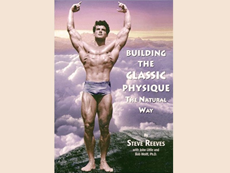 Building the classic physique reeves book