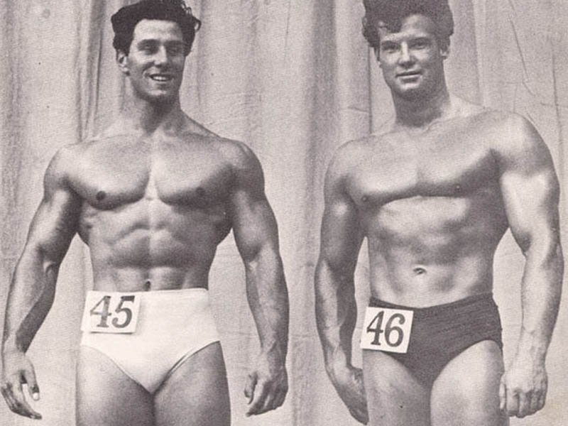 Steve Reeves competition