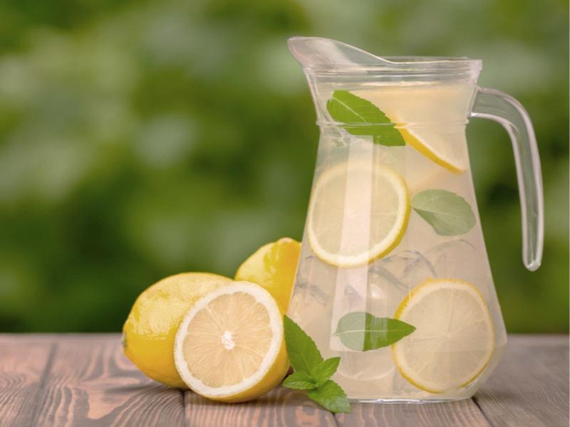 lemon soda
