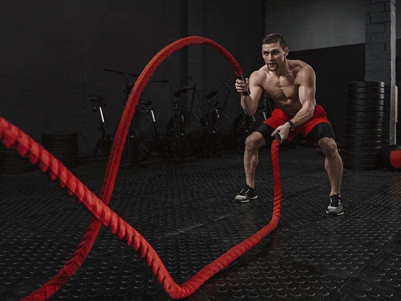 Crossfit Ropes