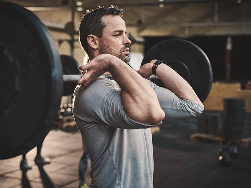 Deltoid Workout