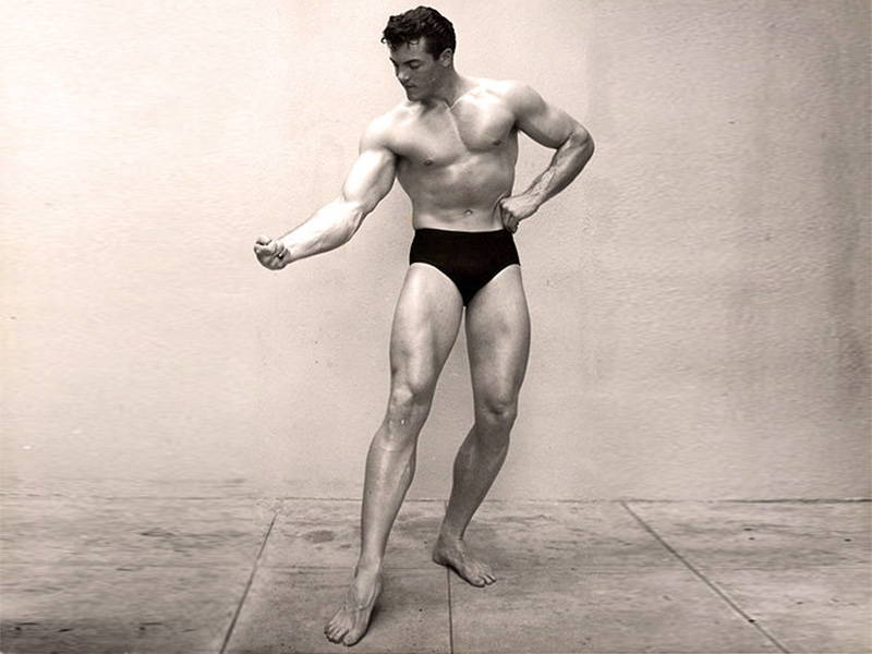 Don Peters Posing
