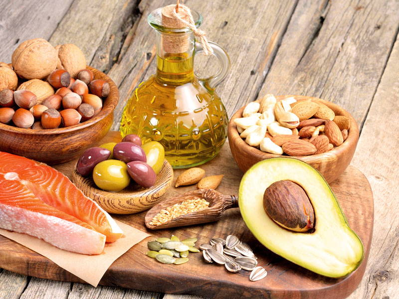 Foods with High Fat