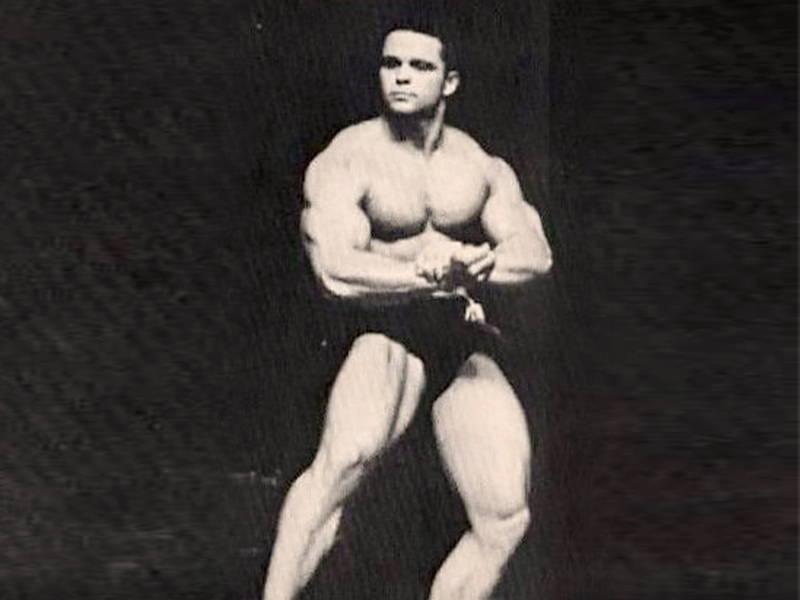 John DeCola Posing