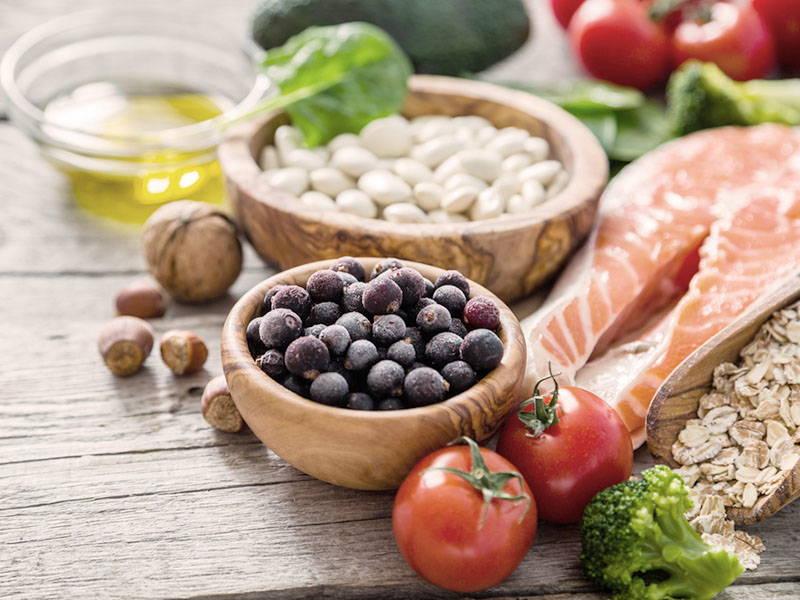 Healthy Foods warrior diet