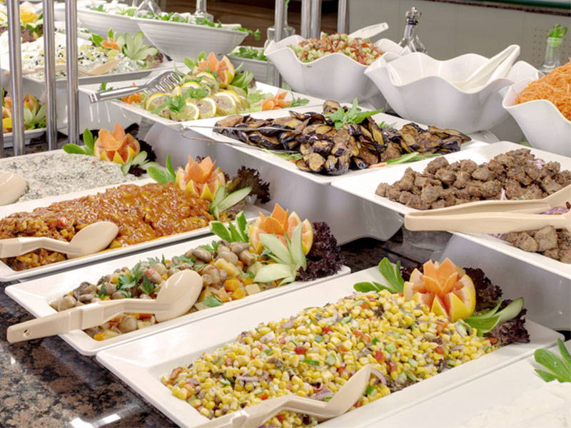 Buffets and Portion Control