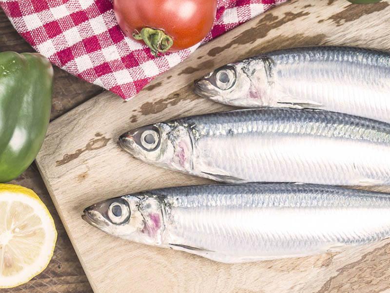 Fish increase testosterone