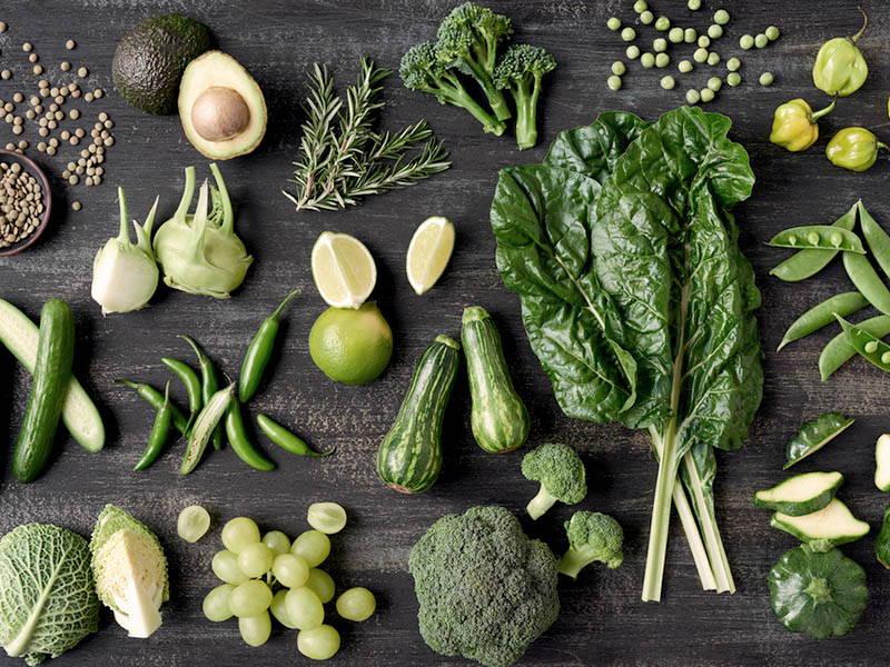 Green Leafy Vegetables Boost Testosterone