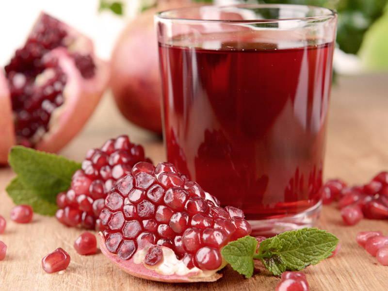 Pomegranate Boost Testosterone